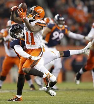 Cleveland Browns beat injury-plagued Broncos 17-16
