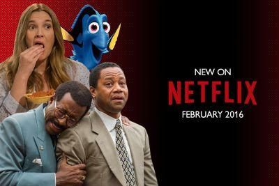 What's New On Netflix February 2017: 'Finding Dory,' 'Magic Mike,' Drew Barrymore, 'The People v. O.J. Simpson,' And More