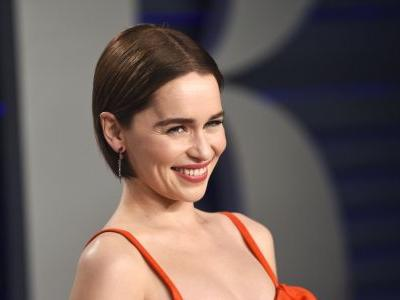 'Thrones' actress Emilia Clarke says she's had 2 aneurysms