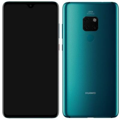 Huawei, the smartphone giant that's bigger than Apple, just launched its new phone with on-screen fingerprint recognition