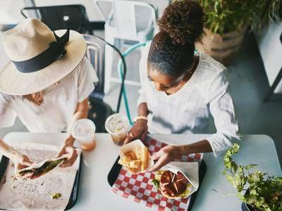 Top 10 US cities for plant-based eating