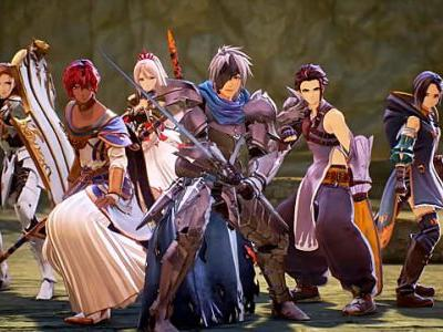 Tales of Arise Summer Game Fest Trailer Introduces New Party Members