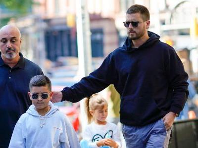 Scott Disick Calls Son Mason His 'Love' in Sweet New Instagram Snap