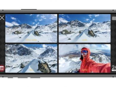 Following demo at iPhone 11 event, FiLMiC multi-cam recording now available as new 'DoubleTake' app