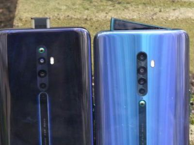 Oppo Reno 2 revealed, but it's not really a successor to the original