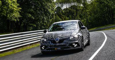 The Next Renaultsport Megane Will Have Trick Four-Wheel Steering