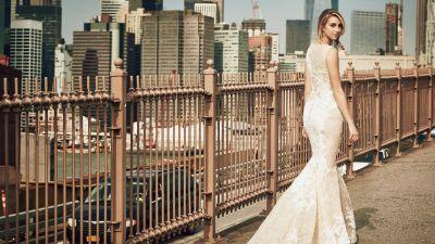 How Dressing Influencers For Their Weddings Pays Off For Bridal Brands