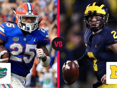 Florida vs. Michigan: Score, live updates, highlights from Peach Bowl