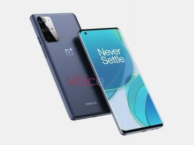 Leaked OnePlus 9 Pro renders give us a first look at the upcoming flagship