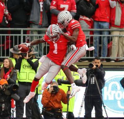 Ohio State pounds No. 4 Michigan to win Big Ten East and spoil Wolverines' playoff hopes