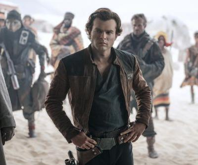 'Solo: A Star Wars Story' is a long, boring space slog