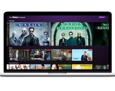 Roku's free movie channel launches on PC and mobile