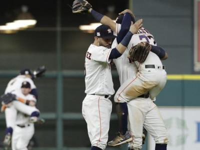 Astros outlast Yankees to set up Series of the century teams