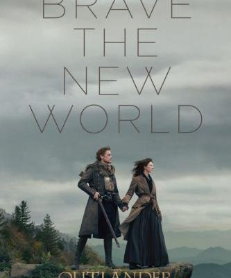 It Is a Brave New World for the 'Outlander' Season Four Key Art