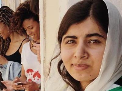 Malala Yousafzai joins Instagram on 21st birthday with photos from Brazil