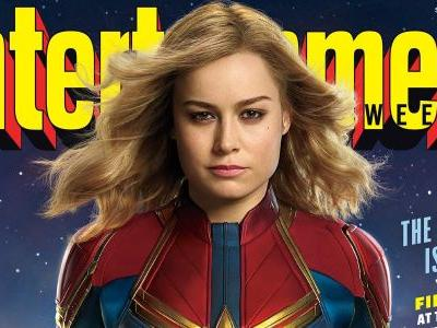 Captain Marvel: FIRST LOOK At Carol Danvers In Costume Released