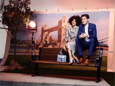 A Love Affair: Isaac Carew Joins Nathalie Emmanuel for Dune London Campaign