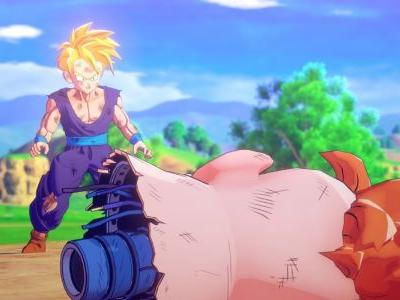 Dragon Ball Z: Kakarot Reveals Trunks, Gohan, Cell, and Android Screenshots