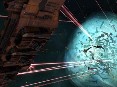 Hundreds of pilots trapped by Goons in Eve Online's latest galactic war