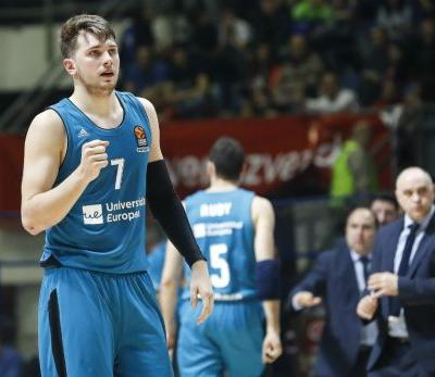 Report: Luka Doncic Entering 2018 NBA Draft