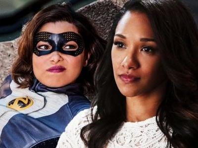 The FLASH Finally Explains Why Nora Hates Iris