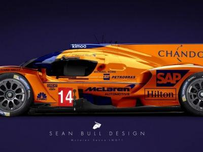 Here's How It Might Look If GT1-Style Cars Came Back To Le Mans