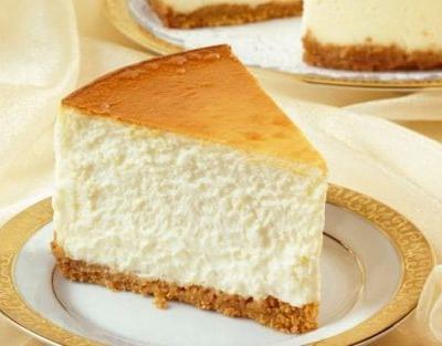 Traditional New York cheesecake recipe - perfect for all the family