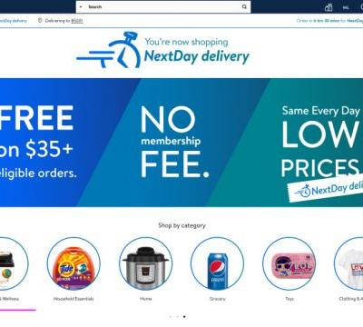 Walmart announces next-day delivery on 200K+ items in select markets