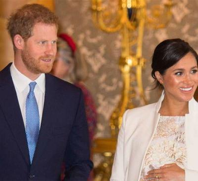Here's What People Think Meghan and Harry Will Name Their Baby