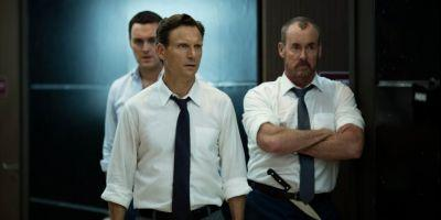 Belko Experiment Clip: Everyone Wants to Discuss Their Options