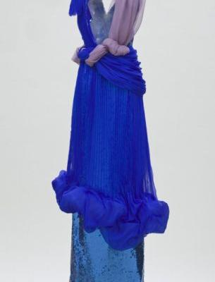 Dress from the Fra Angelico Collection, 2011RodarteLACMA