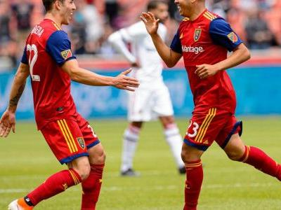 Real Salt Lake blanks Toronto FC 3-0 for second straight win