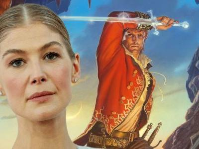 Amazon's Wheel Of Time TV Show Sets Lead Cast To Join Rosamund Pike