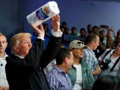 Trump could end up taking money from Puerto Rico disaster funds to build his border wall