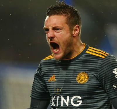 Brighton and Hove Albion 1 Leicester City 1: Vardy the penalty hero after Maddison's red card