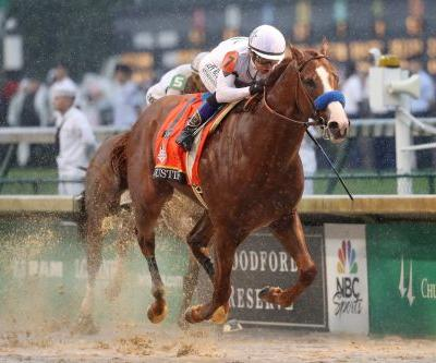 Belmont Stakes: Can Justify win horse racing's fabled Triple Crown?