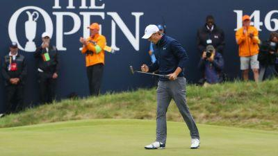 British Open 2017: Jordan Spieth exorcises Masters demons with Royal Birkdale recovery