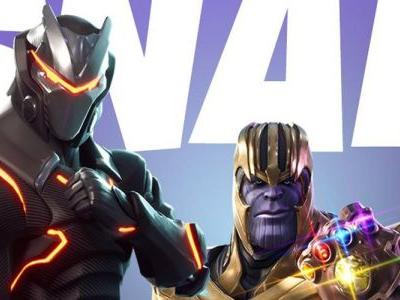 FORTNITE Will Introduce an AVENGERS: INFINITY WAR Mode Featuring Thanos