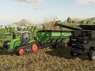 Farming Simulator Joins the Esports World with a €250 Thousand Prize Pool