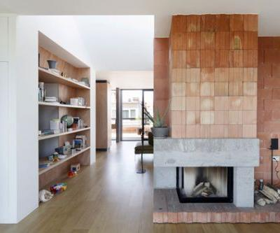 Lincoln Roof Extension / Notan Office