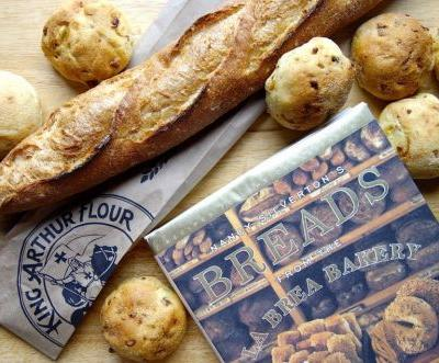 American Baking Down the Decades, 1990-1999: Artisan bread comes home again