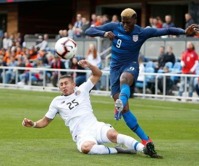 USMNT takes down Costa Rica