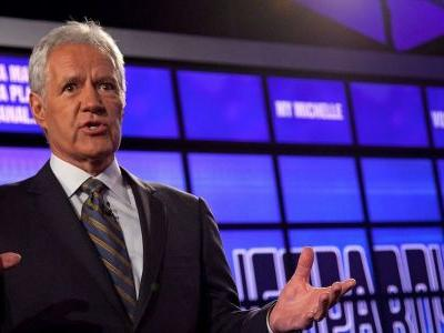 Jeopardy's Alex Trebek Offers Health Update After Cancer Diagnosis