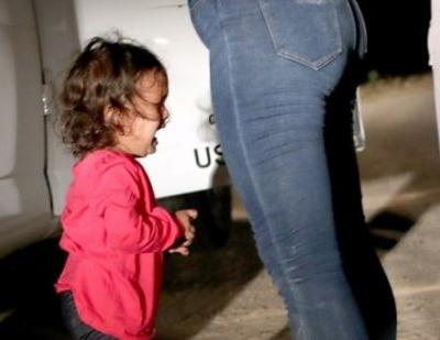 """TIME Magazine admits screaming migrant girl cover is FAKE news, but says it """"captures"""" a real story, so it doesn't matter"""