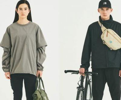 Karrimor Japan SS21 Provides Clean-Cut Styles for Treks, Travel and Taking it Easy