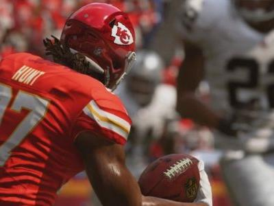 EA Censors Colin Kaepernick's Name Out Of Musical Lyric In Madden 19