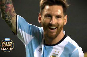 Everything you need to know about Argentina heading into the FIFA World Cup