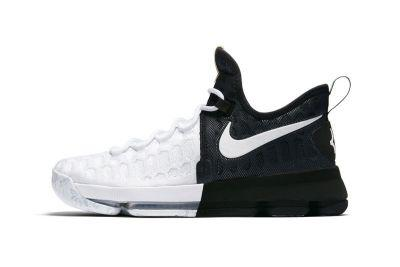 """A Closer Look at the Nike KD 9 """"BHM"""""""
