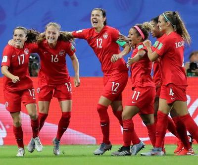 Canadians march on with Women's World Cup shutout of New Zealand