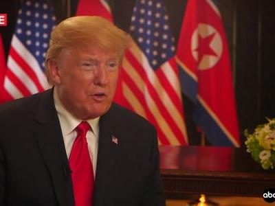 Trump Reportedly Joked That North Korean State-Run TV Treats Authority Even Better Than Fox News